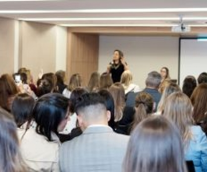 Palestra Resiliência | Women in Law Mentoring.